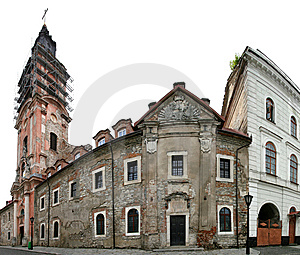Casas Antigas Foto de Stock - Imagem: 5717650