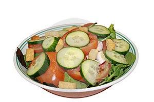 Green Salad 2 Stock Photos - Image: 5722233