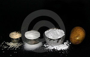 White Death By Four Royalty Free Stock Photography - Image: 5727857