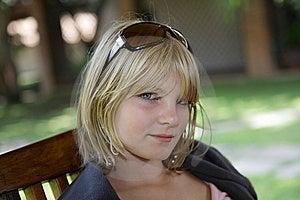 Młoda Dziewczyna Obraz Stock - Obraz: 5730321