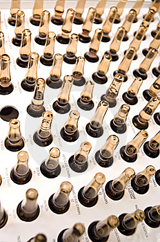 Test Tubes Stock Photos - Image: 5732133