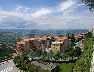 Freedom Of San-Marino Stock Images - Image: 5739534