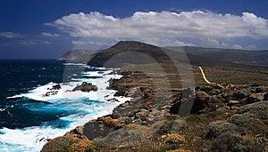 La Strada Del Nord Asinara Stock Image - Image: 5749241