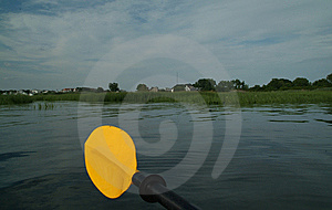 Kayak Stock Photography - Image: 5752752