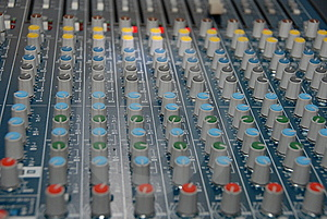 Music Mixer Stock Images - Image: 5755484