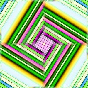 Colour Tile Pattern Background 4 Stock Image - Image: 5756831