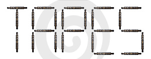 Tapes Royalty Free Stock Photography - Image: 5757237