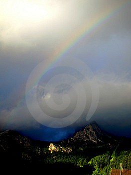 Rainbow Stock Photos - Image: 5757823