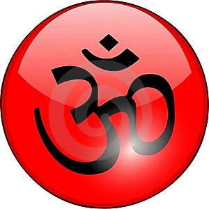 Hinduism Icon Royalty Free Stock Images - Image: 5763149