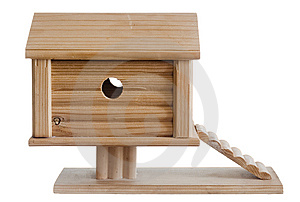 Wooden House, Toy House Stock Images - Image: 5766054