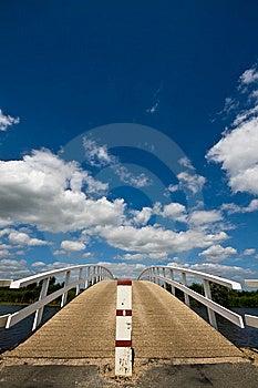 Footbridge Stock Photography - Image: 5767252