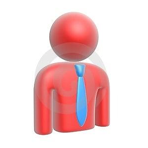 Man Symbol Stock Image - Image: 5776241