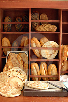 Sorts Of Bread Stock Photo - Image: 5790100