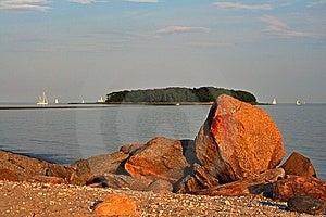 Island Royalty Free Stock Photography - Image: 5790997