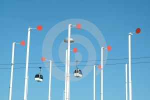 Cable Car Royalty Free Stock Photography - Image: 580187