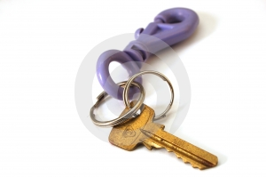 Key #3 Stock Image - Image: 582831