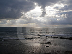 Seaside II Royalty Free Stock Photography - Image: 582897