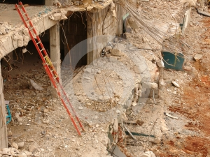 Construction Site Royalty Free Stock Photography - Image: 589527