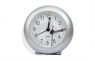 Odd Clocks Stock Images - Image: 5804254