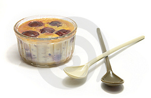 Clafoutis Royalty Free Stock Images - Image: 5809659