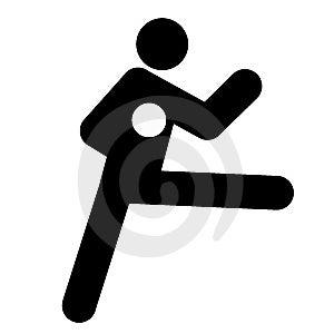 Taekwondo Imagens de Stock - Imagem: 5809844