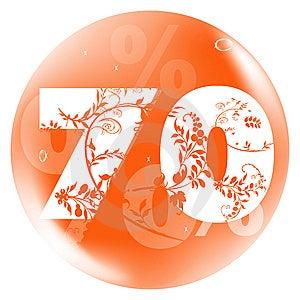Discount Button Stock Photos - Image: 5814833