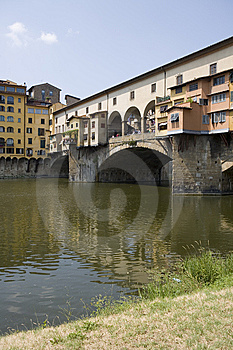 Ponte Vecchio, Florence Royalty Free Stock Photo - Image: 5822295