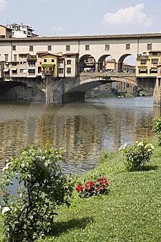 Ponte Vecchio, Florence Stock Photo - Image: 5822510