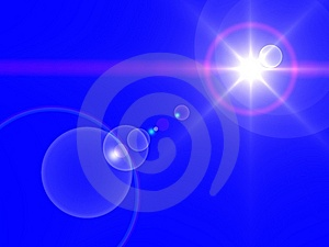 Bright Star Royalty Free Stock Image - Image: 5827636