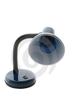 Desk Lamp. Royalty Free Stock Images - Image: 5829469