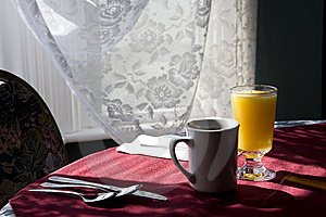 Breakfast Stock Photography - Image: 5831892