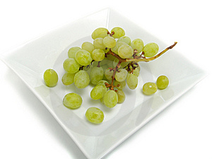 Bowl Of Grapes Royalty Free Stock Photo - Image: 5833135
