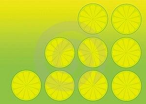 Lime Background Stock Photos - Image: 5837283