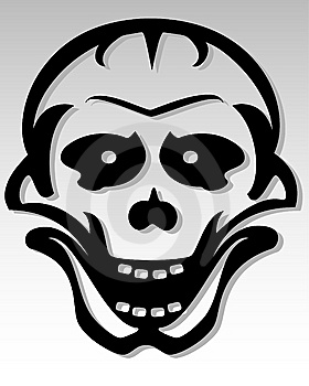 Skull Stock Photography - Image: 5838372