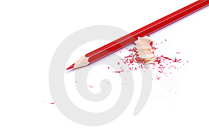 Sharpened Pencil Stock Photos - Image: 5838603