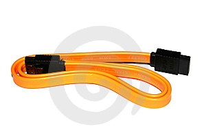 SATA Cable Stock Photos - Image: 5841353