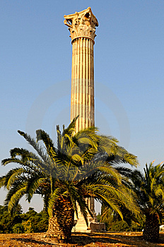 Column Stock Photography - Image: 5841842