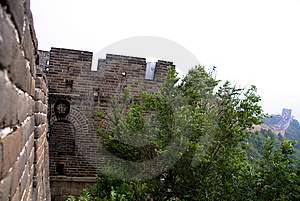 Great Wall Stock Images - Image: 5843284