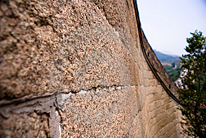 Great Wall Stock Photography - Image: 5843322