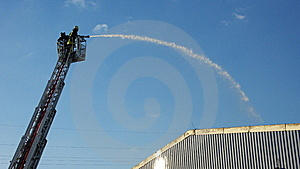 Fire Fighter Stock Images - Image: 5851244