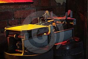 Scales Stock Photo - Image: 5860060