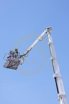 Tall Crane Stock Images - Image: 5861274