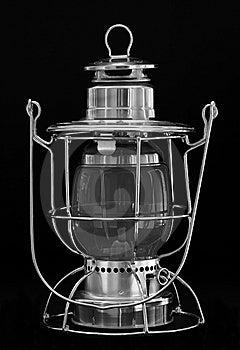 Brass Lantern Stock Image - Image: 5861481