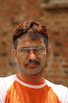 Rugged Face Stock Image - Image: 5871831