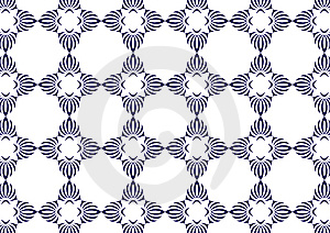 Wallpaper Pattern Stock Images - Image: 5873614