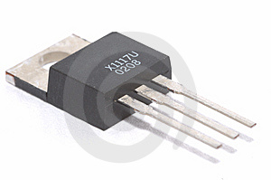 Electronic Component Royalty Free Stock Photography - Image: 5873897