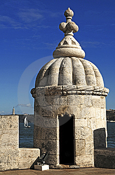 Portugal, Lisbon: Belem Tower Stock Photo - Image: 5879450