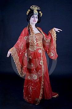 Indian Princess Stock Photography - Image: 5880502