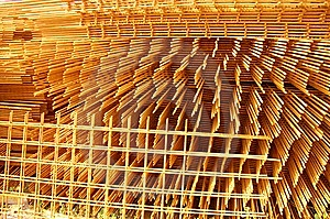 Reinforcing Bar Stock Images - Image: 5884034