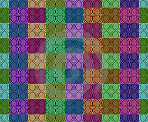 Colorful Pattern Stock Image - Image: 5886831